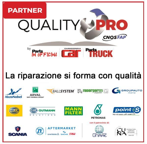 Point S tra i protagonisti del progetto di formazione Quality PRO