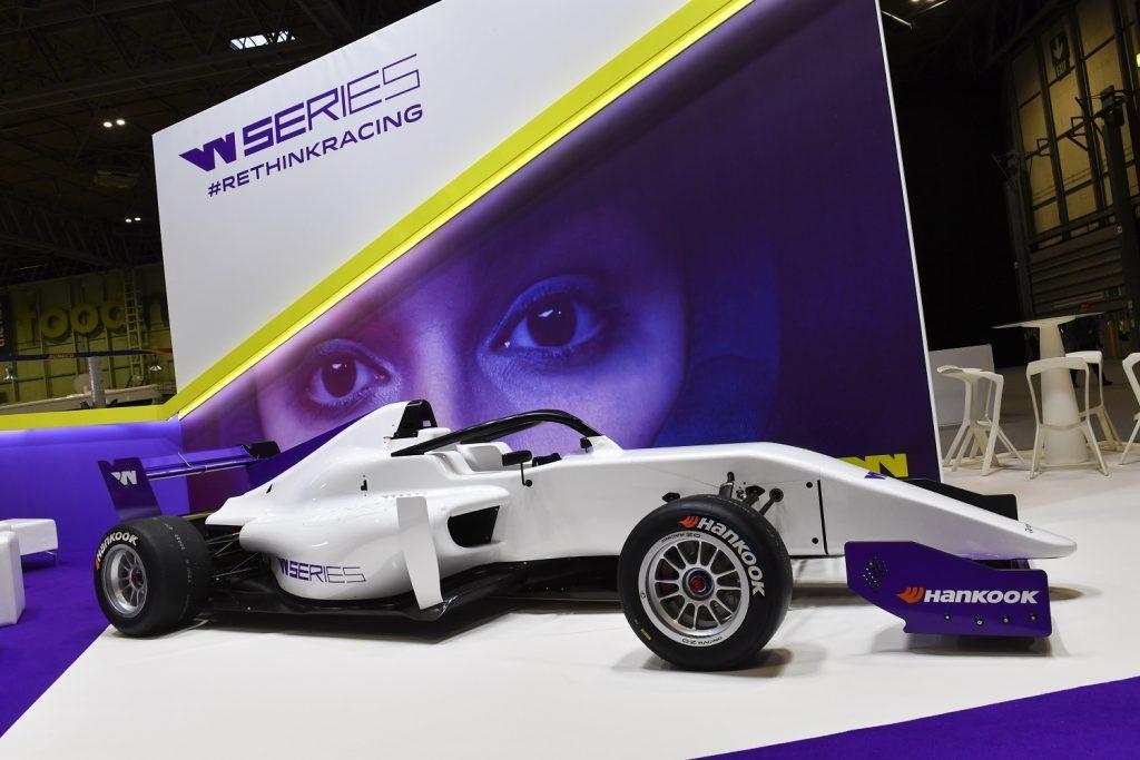 Donne in Formula 1 W Series
