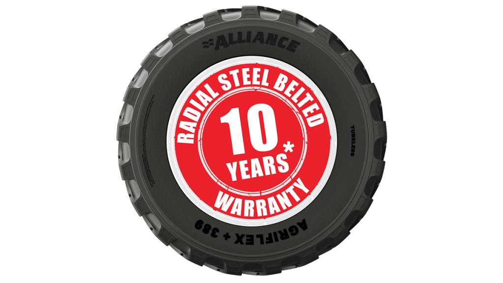 Alliance Tire Group estende la garanzia delle gomme a 10 anni