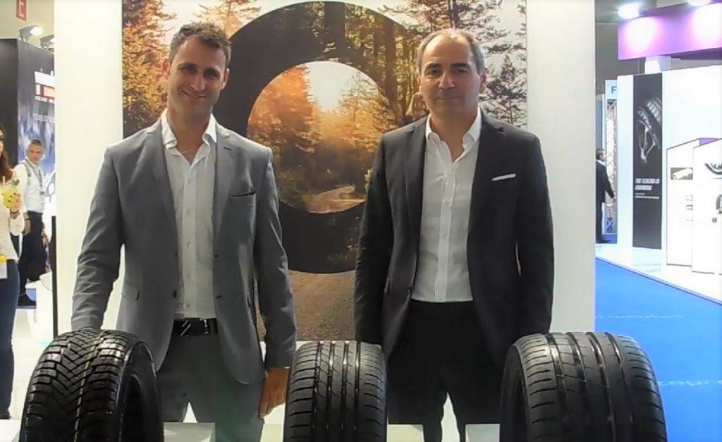 Nokian Tyres pronta con 3 nuovi prodotti e 450 NAD