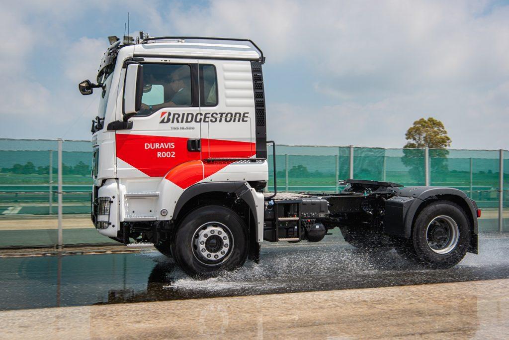 Bridgestone Truck: da produttore di gomme premium a leder di soluzioni mobili