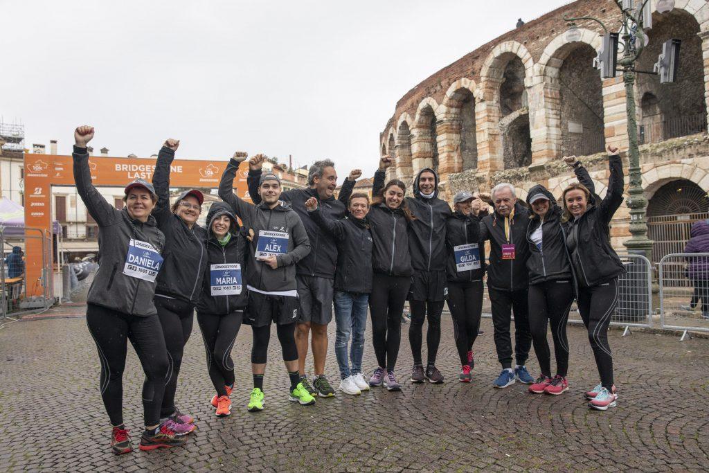 Gli Everyday Battlers Bridgestone affrontano la loro ultima sfida correndo a Verona - PneusNews.it