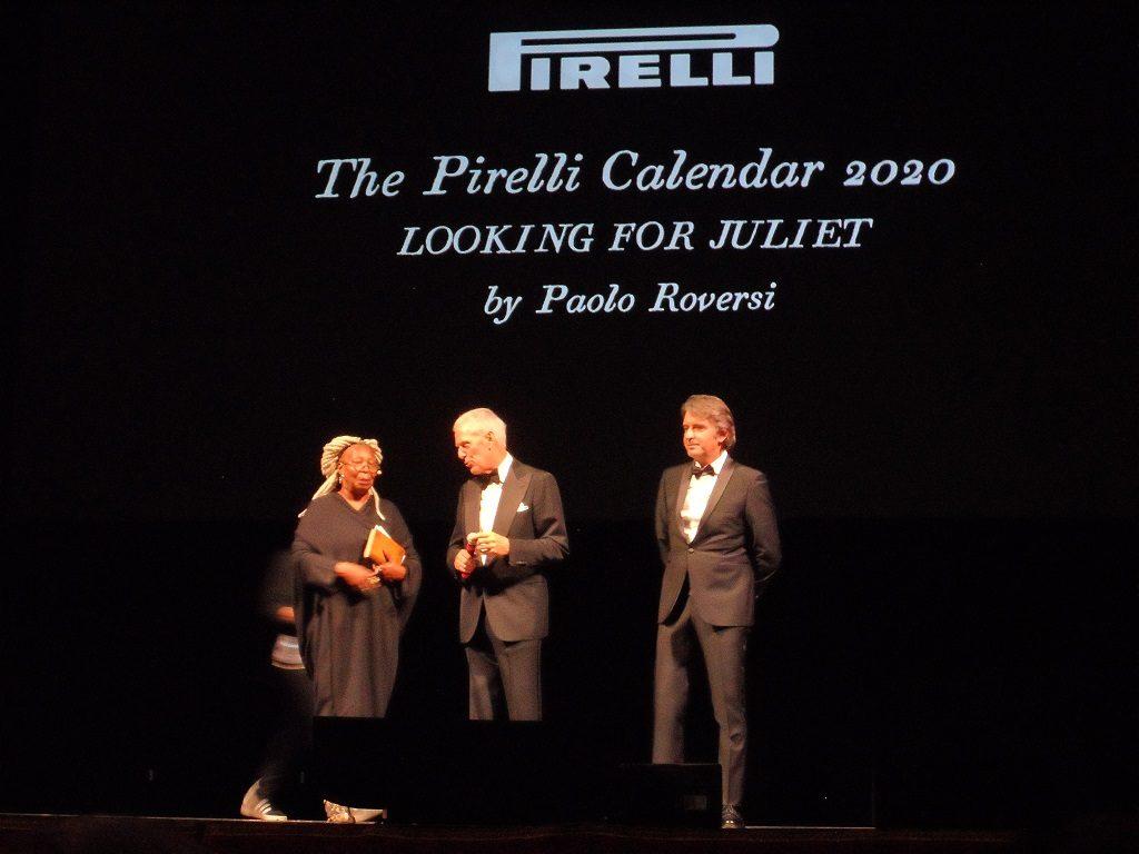 Calendario Pirelli 2020: l'amore ha molti volti ma un solo nome