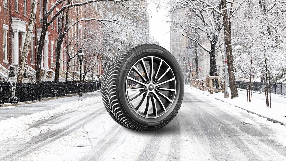 In USA arriva il Michelin CrossClimate2