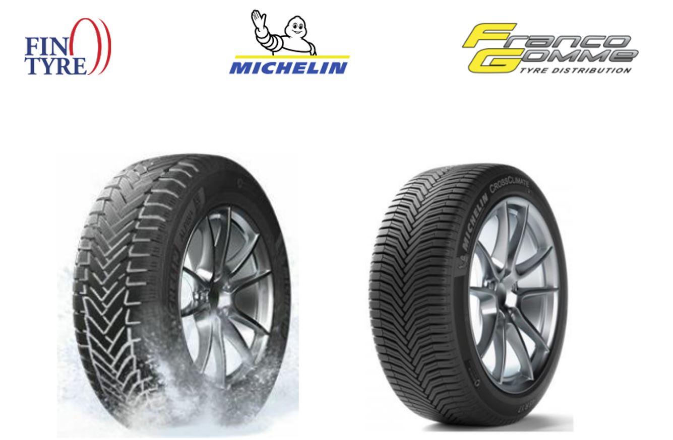 Si rafforza la collaborazione tra Fintyre, Franco Gomme e Michelin
