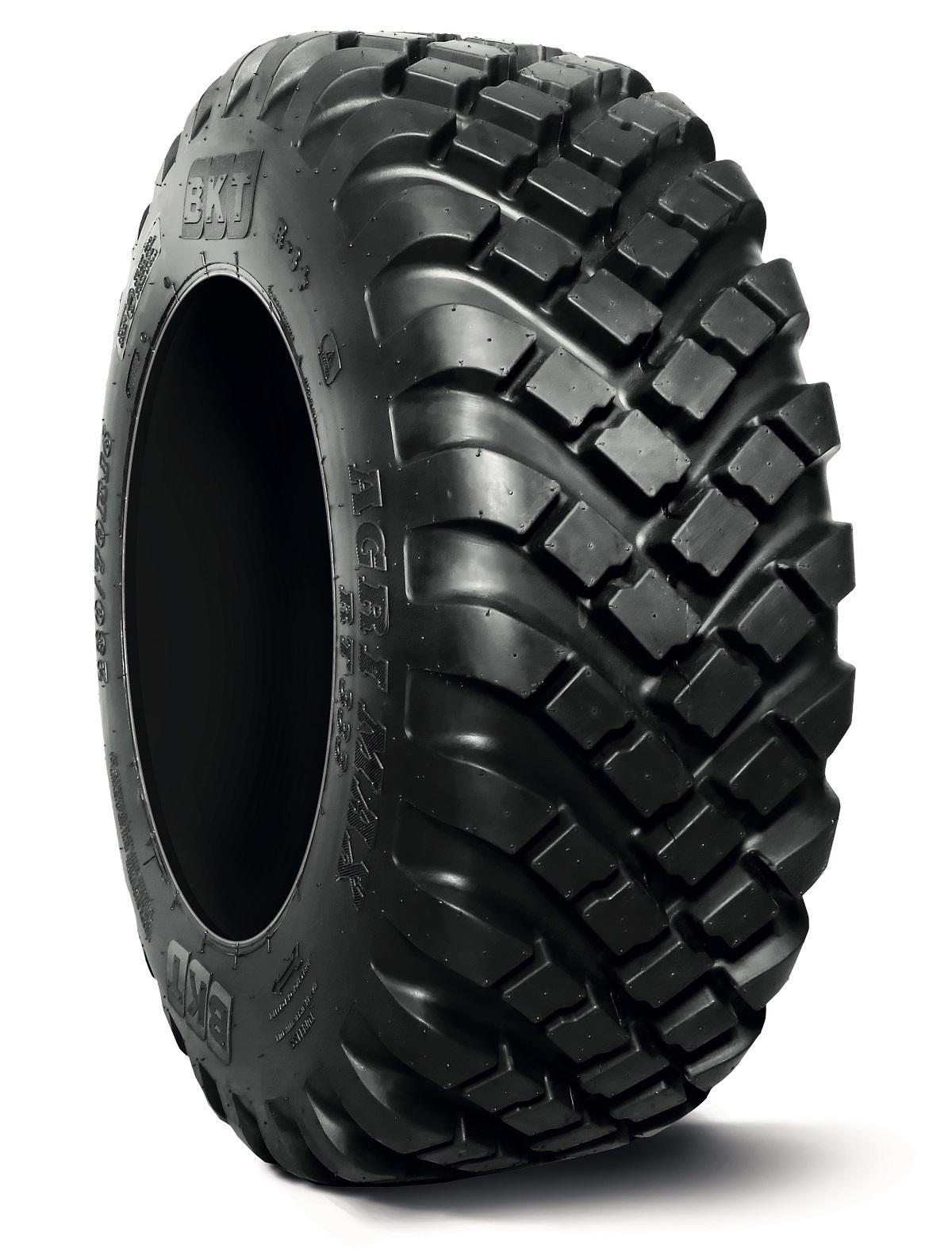 Bkt lancia il nuovo Agrimax Turf RT 333 per piccoli trattori pneumatici