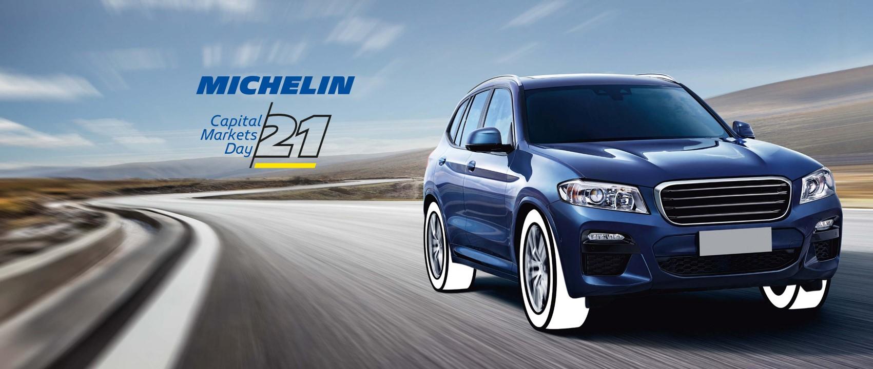 """Michelin in motion,  la strategia """"All Sustainable"""" per il 2030"""