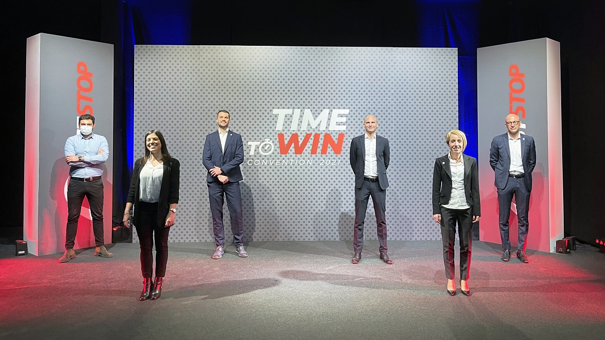 Time to win: la Convention First Stop è digitale
