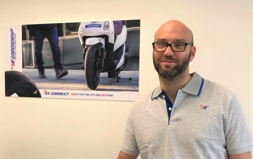 Eurogrip Bee Connect, debutta in Italia la linea scooter di TVS – L'intervista