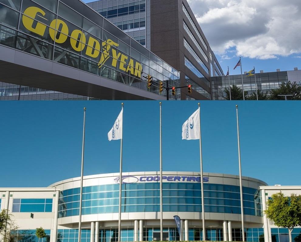 Goodyear completa l'acquisizione di Cooper
