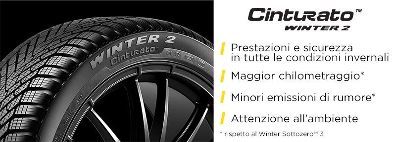 Pirelli Cinturato Winter 2, sicurezza e comfort in tutte le condizioni invernali