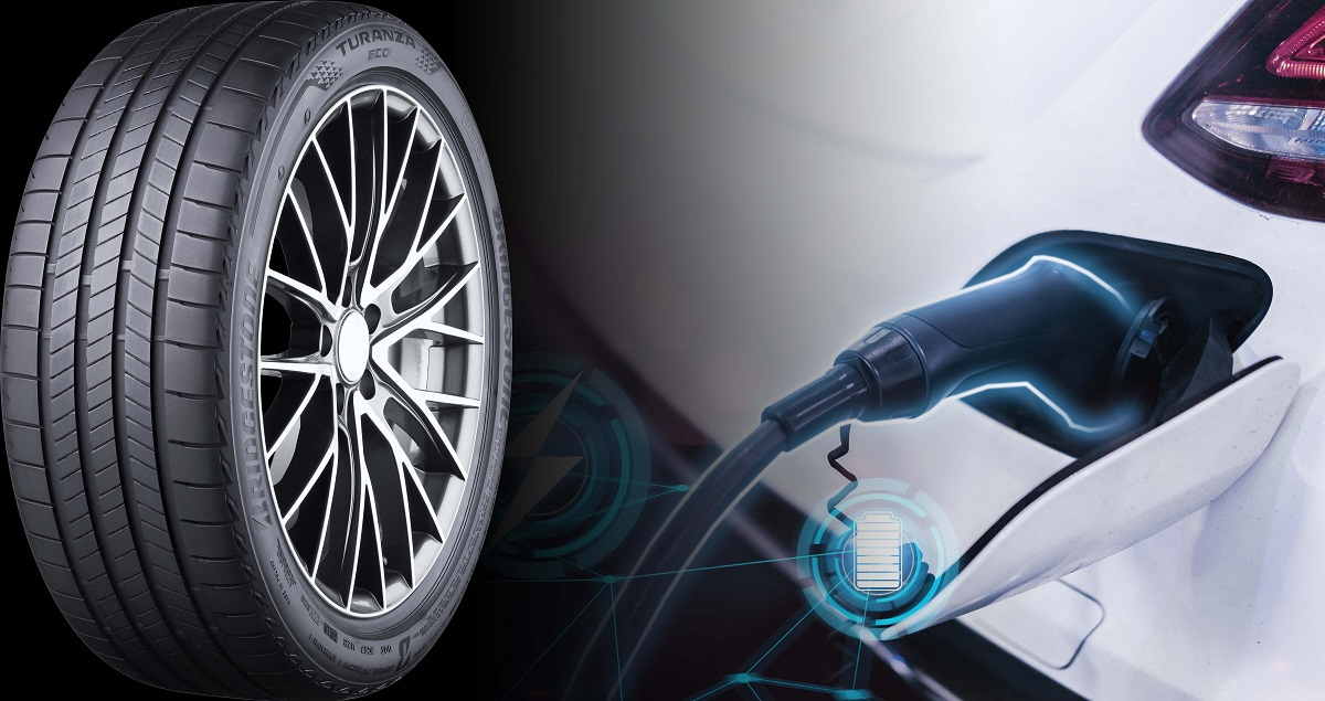 Un quinto dell'OE di Bridgestone Emia sarà EV entro il 2024