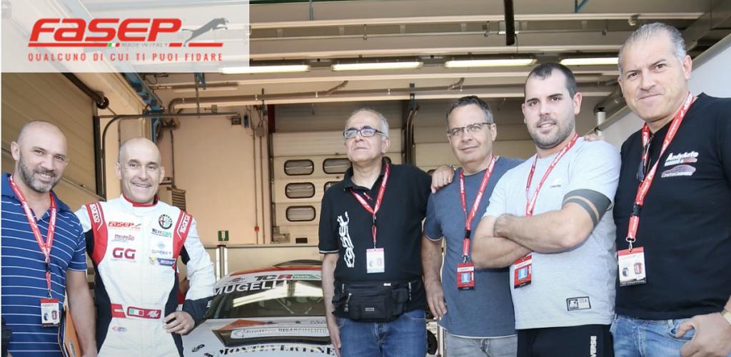 Fasep entra in pista al Mugello con il nuovo Corso Racing per Assettisti