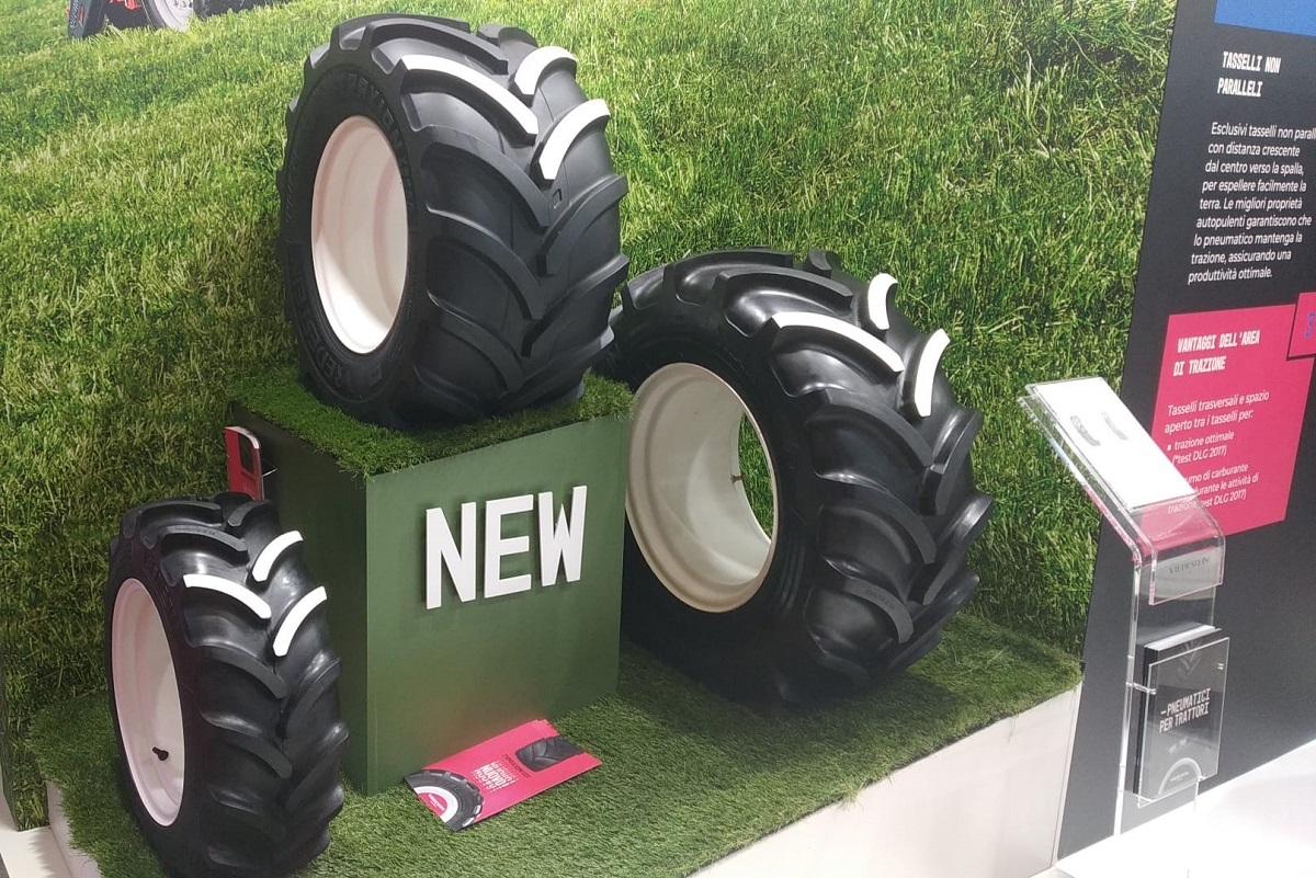 Vredestein lancia Traxion Versa Green, il nuovo pneumatico per applicazioni su pendenze impegnative