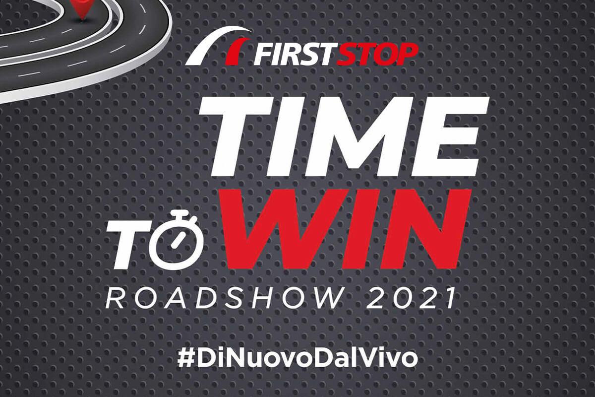 Roadshow First Stop 2021: 7 tappe in tutta Italia, di nuovo dal vivo