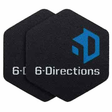 Köp de populära 6-Directions CARE-glidlapparna här!. .