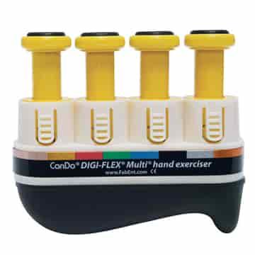 CanDo Digi-Flex Multi, Startpaket gul,(Hårdhet 2: 8).