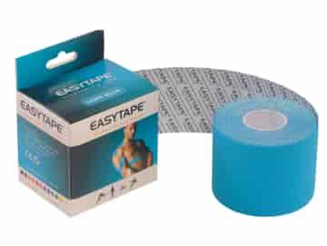 EasyTape i ljusblått är en av de mest använda färgerna ibland de elastiska tejperna sålda hos fysia.se. Köp EasyTape och förstå själv varför våra kunder kommer om och om igen.