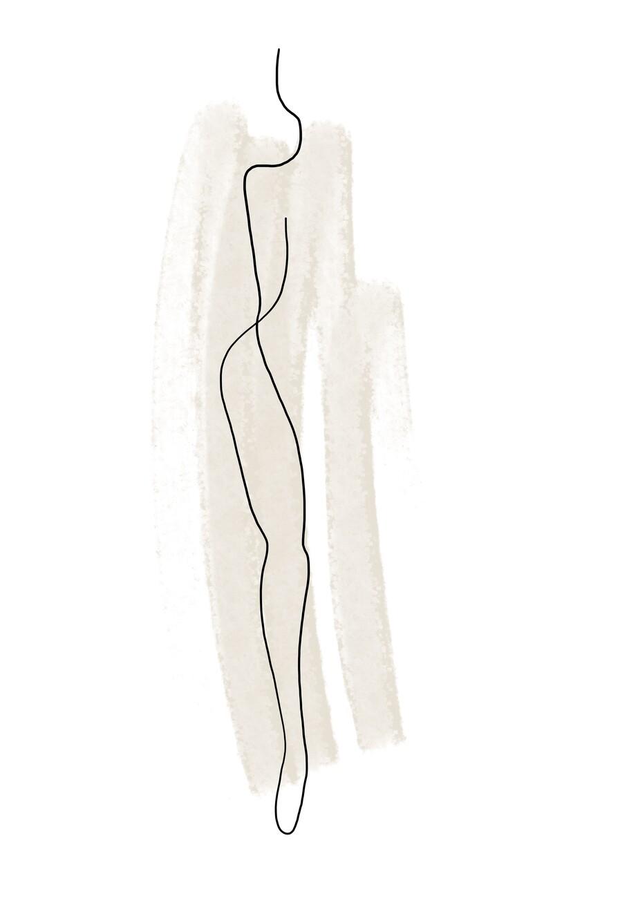 Ilustracja Body shape