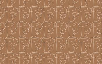 Illustration line pattern