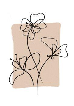 Ilustracija Spring flowers