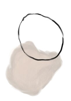 Ilustrare abstract cirles