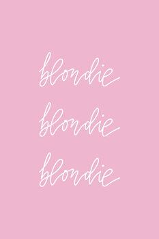 Ilustracija Blondie