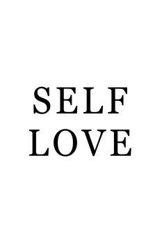 Ilustrace Self love