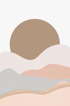 Illustration desert