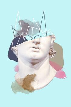 Illustration statue