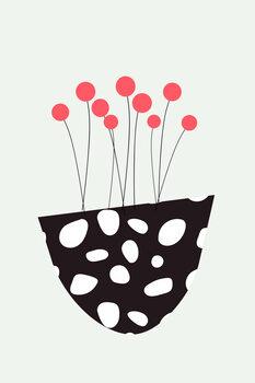 Illustration vase
