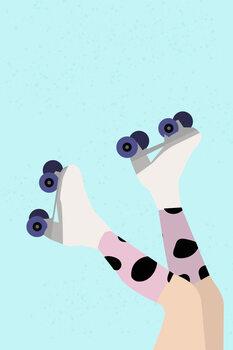 Illustration rollers
