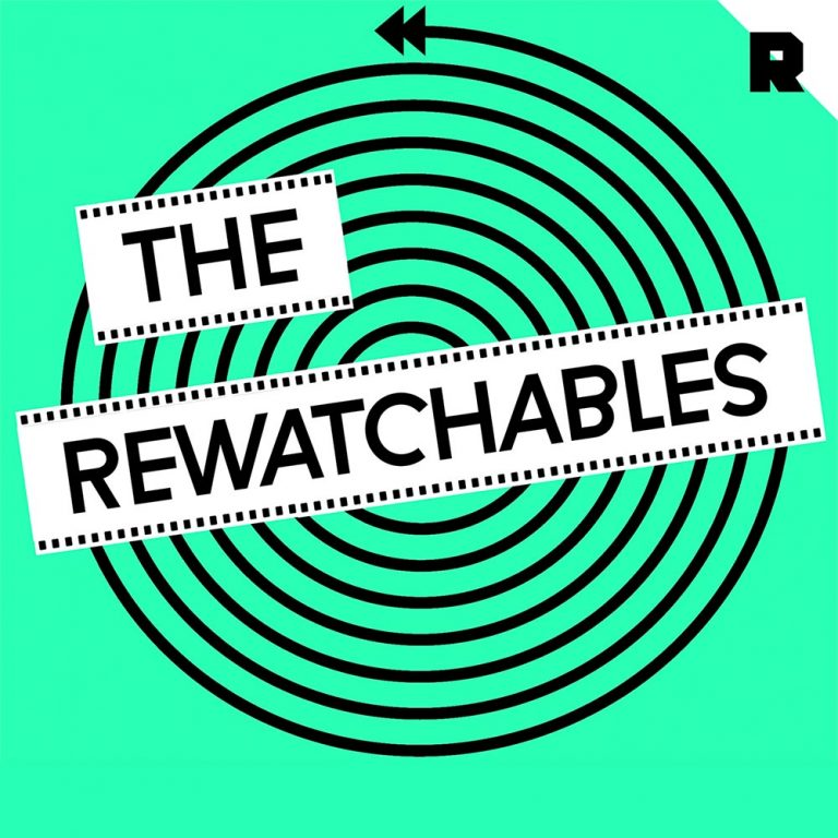 The Rewatchables Cover Art