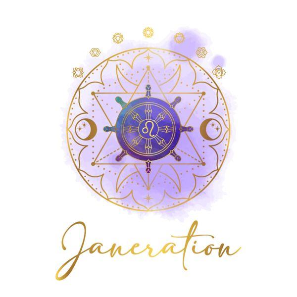 Janny's Podcast: Janeration