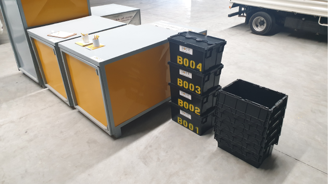 crate POD Storage self-storage stellenbosch paarl affordable transport