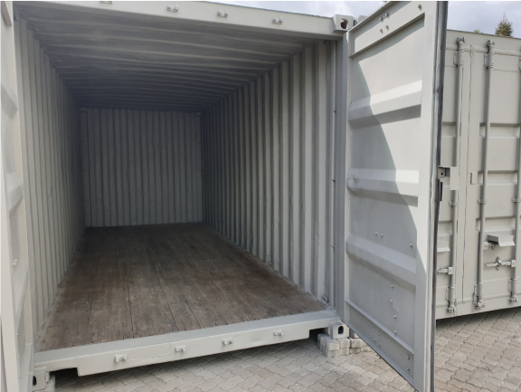 Container Storage unit self-storage stellenbosch transport cheap affordable yellow PODit delivery pickup