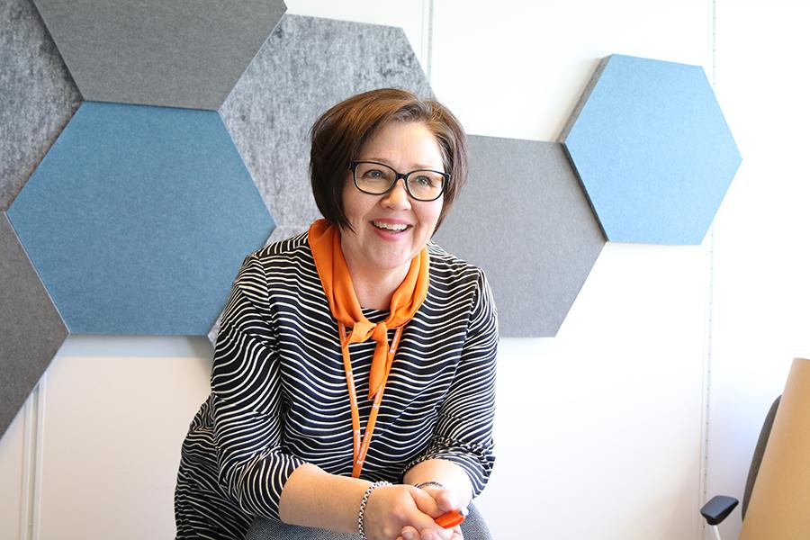 Sanna Möller-Aaltonen koulutuspäällikkö