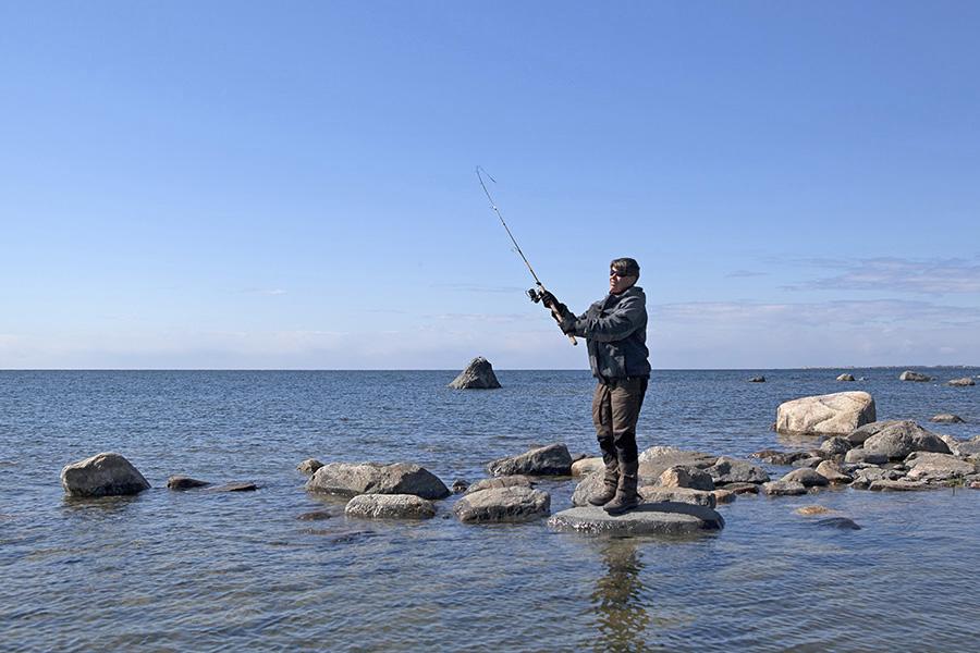 Carina Rönn - Kvarken Nature and Fishing Tours