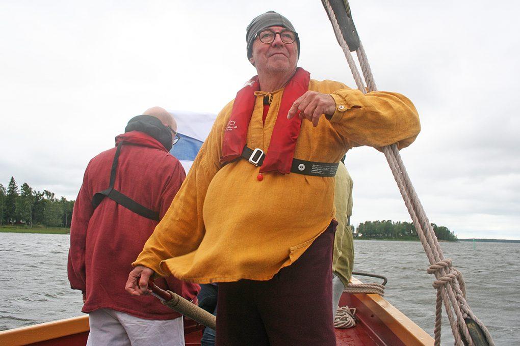 Kapteeni Janne Sund