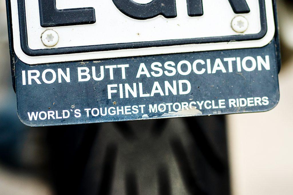 Ladies´ Bike Club pyörien yksityiskohtia