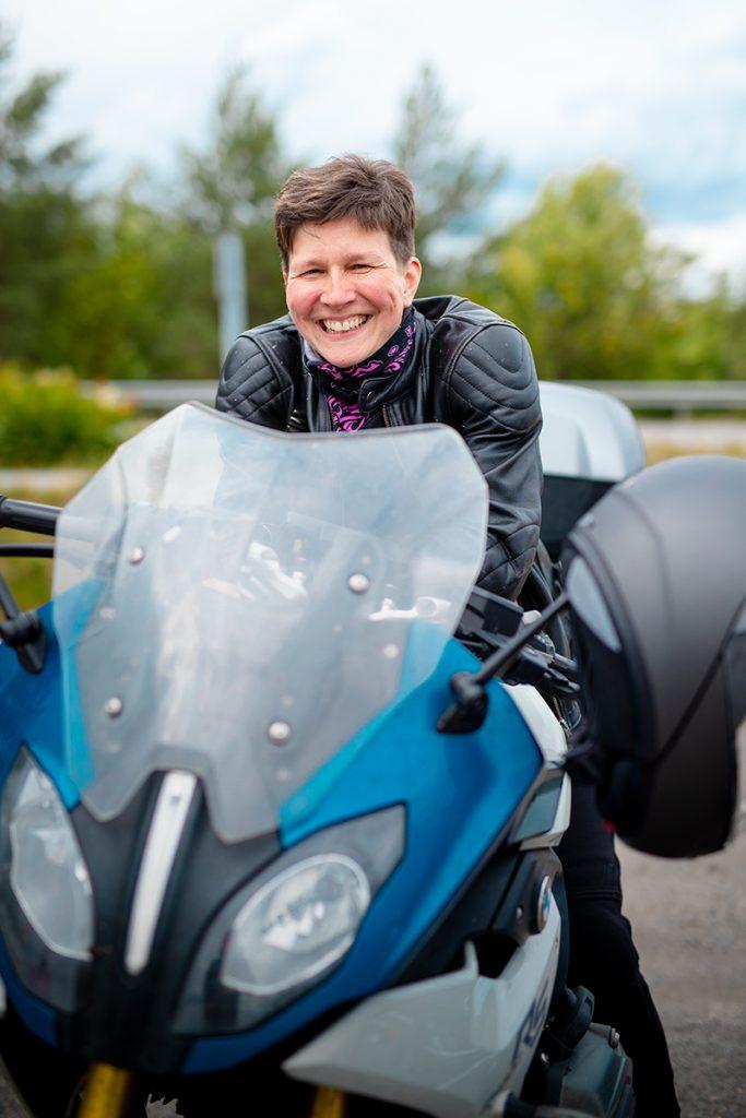 Ladies´ Bike Club Nina von Schantz