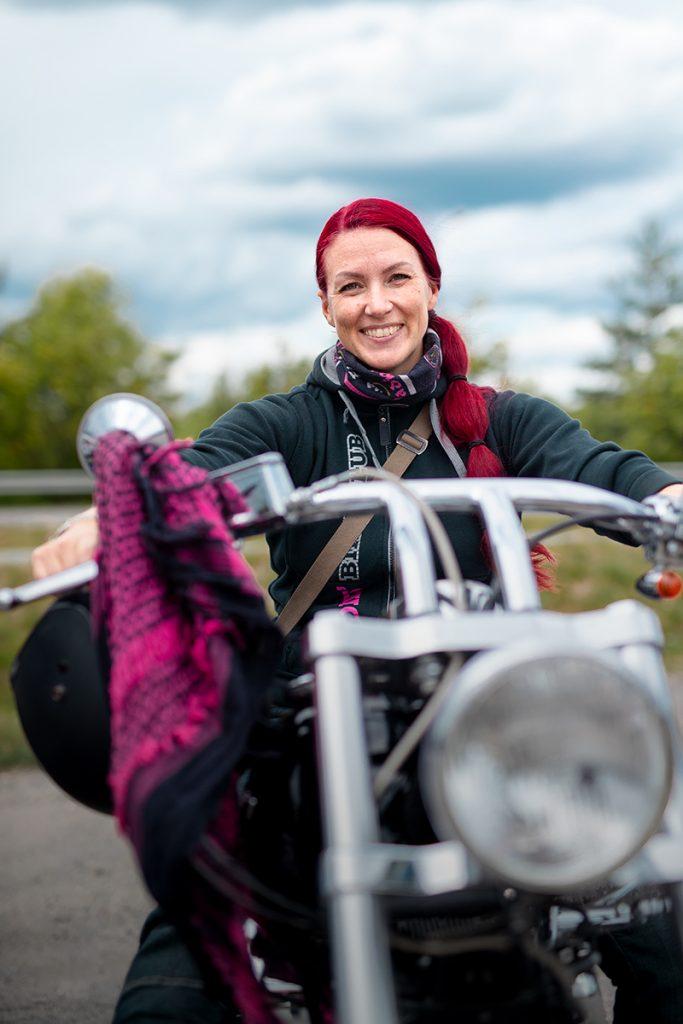 Ladies´ Bike Club Kristiina Nummela
