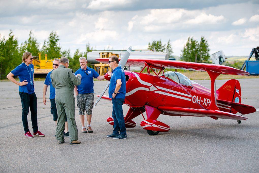 Suomen Ilmailuliiton päälentonäytös 2020 järjestetään Kauhavalla