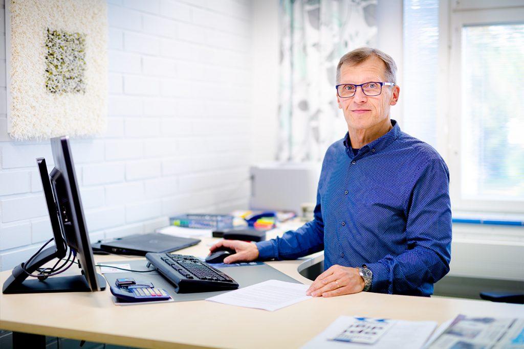 jpyp yrityspalvelu toimitusjohtaja