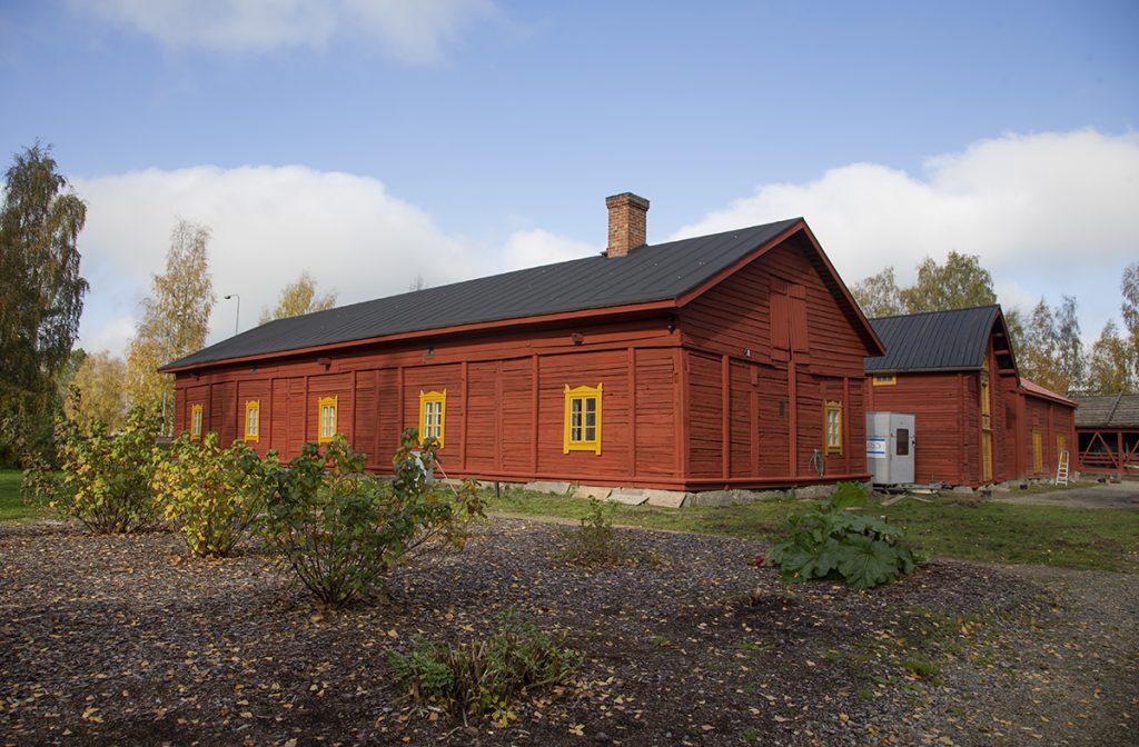 Yli-Lauroselan talomuseo