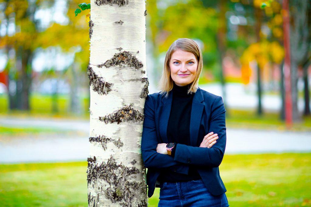 Yritysneuvoja Maria Ahvenniemi