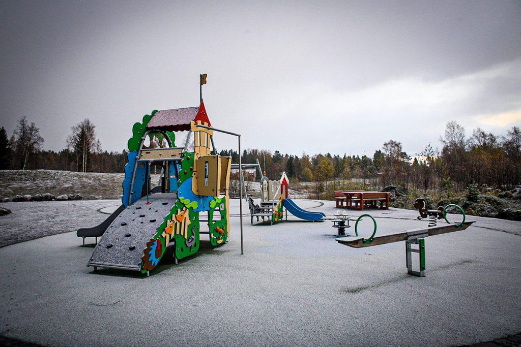 Trollkuniback leikkipuisto