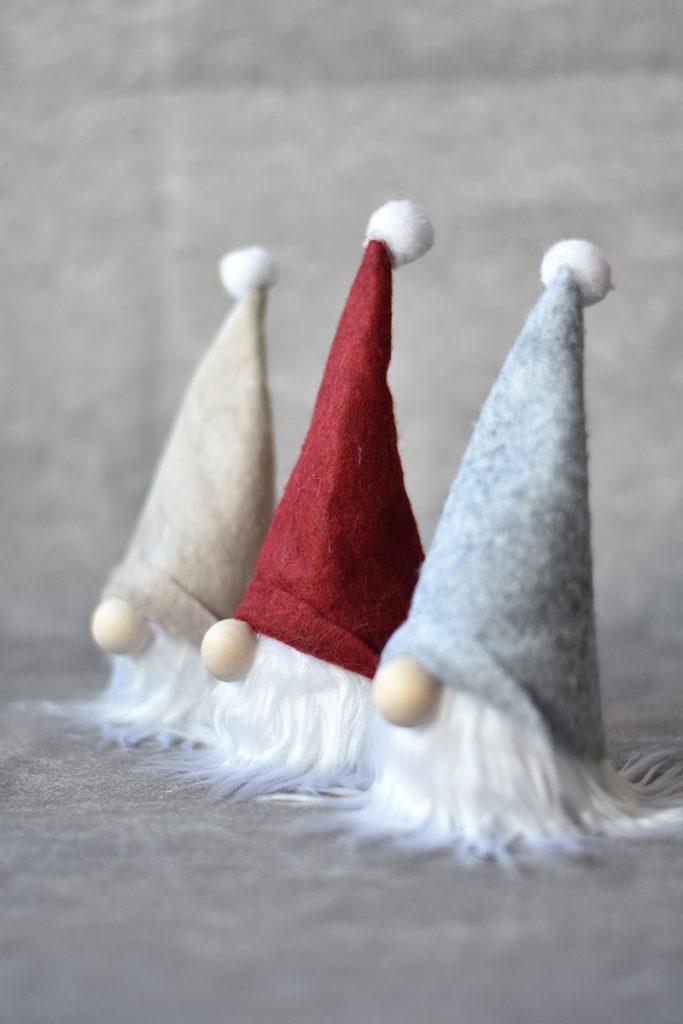 itsetehdyt joulukoristeet