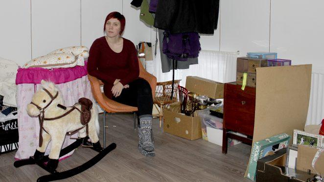 ammattijärjestäjä Heidi Finni