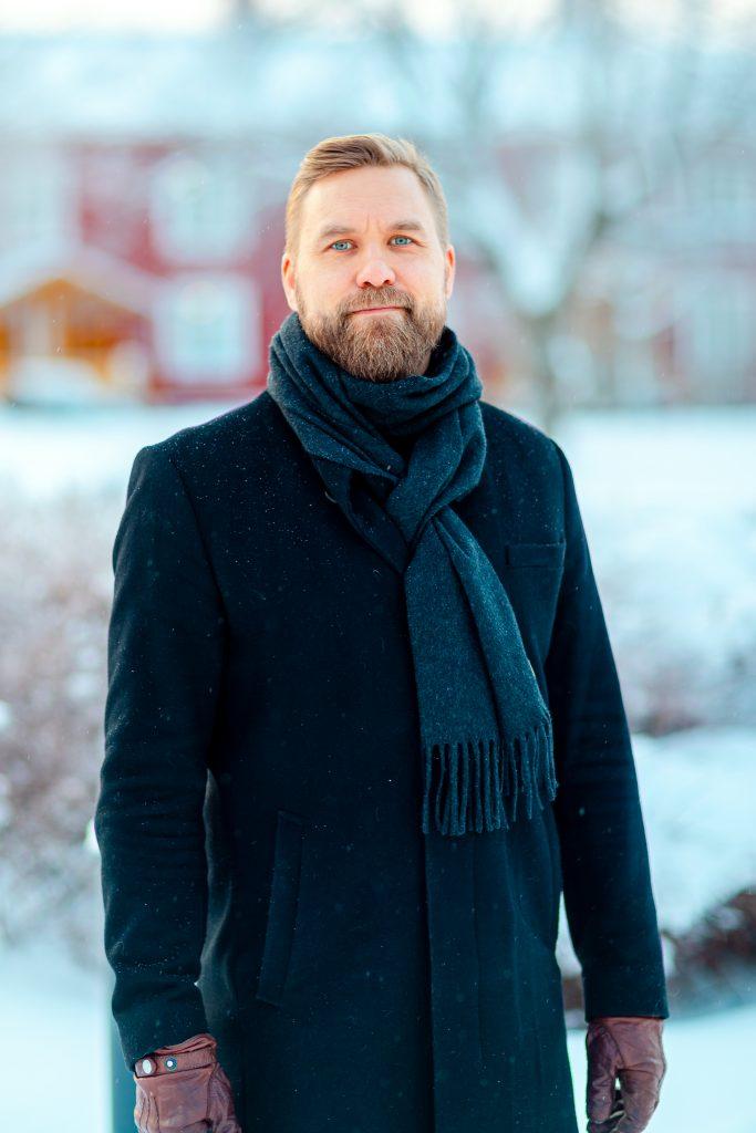 Matti Manner Vaasan yliopisto